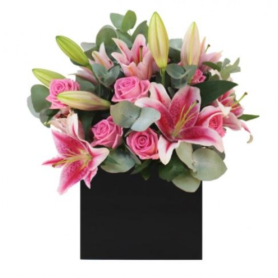 Perfect Pinks - Flowers Made Easy
