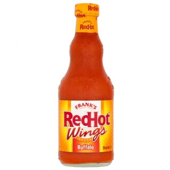 Franks Red Hot Buffalo Wings Sauce 354g
