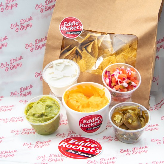 Eddie Rockets Loaded Nacho Kit Regular
