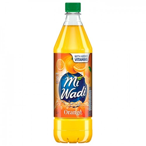 Mi Wadi Orange 1 Ltr