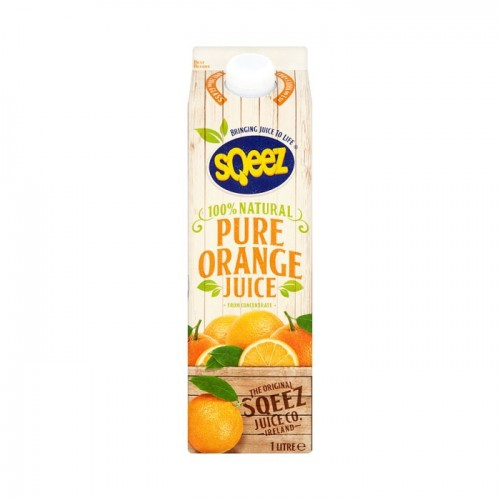 Sqeez Orange Juice 1 Ltr
