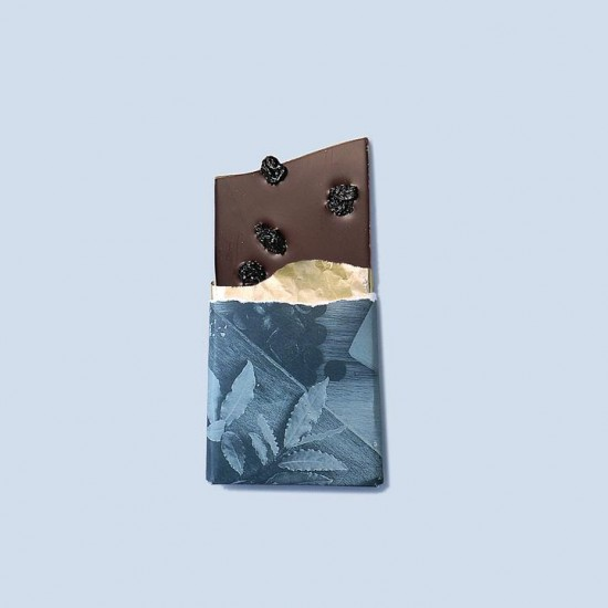 Bean and Goose Sour Cherry Orchard Dark Chocolate Bar