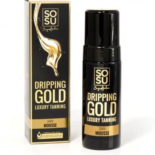 SOSU Dripping Gold Luxury Mousse Dark