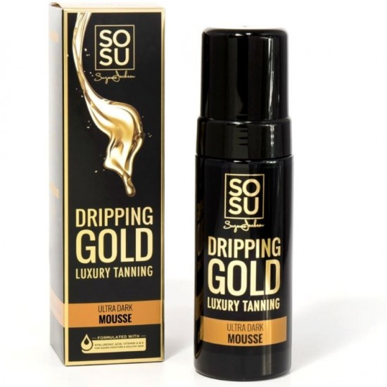 SOSU Dripping Gold Luxury Mousse - Ultra Dark
