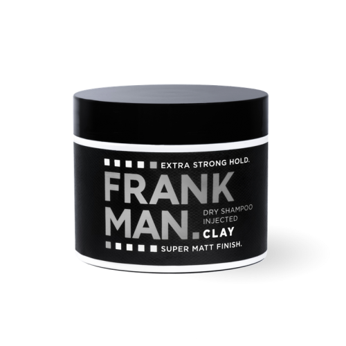 Frank Man Dry Injected Clay